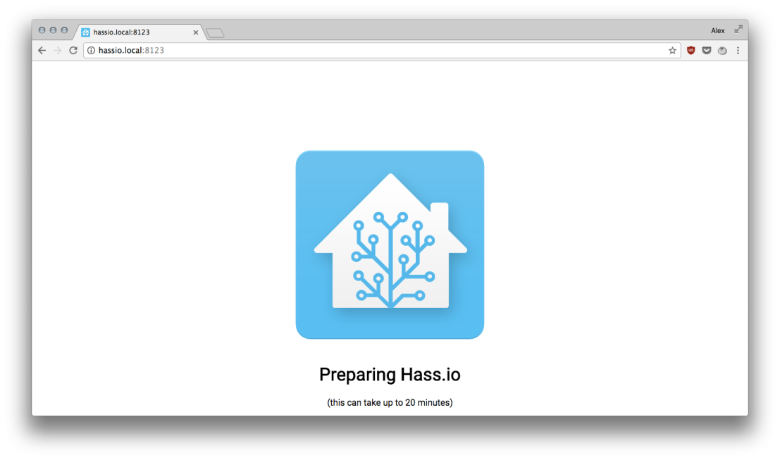 Installing Home Assistant
