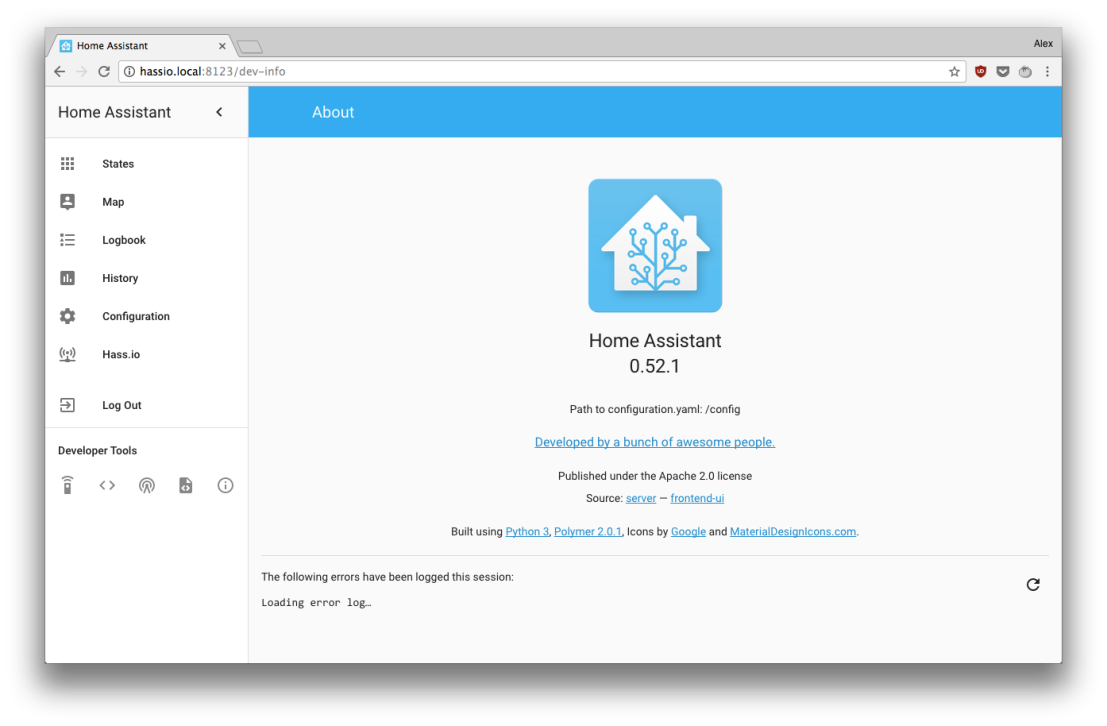 A Quick Overview of Home Assistant