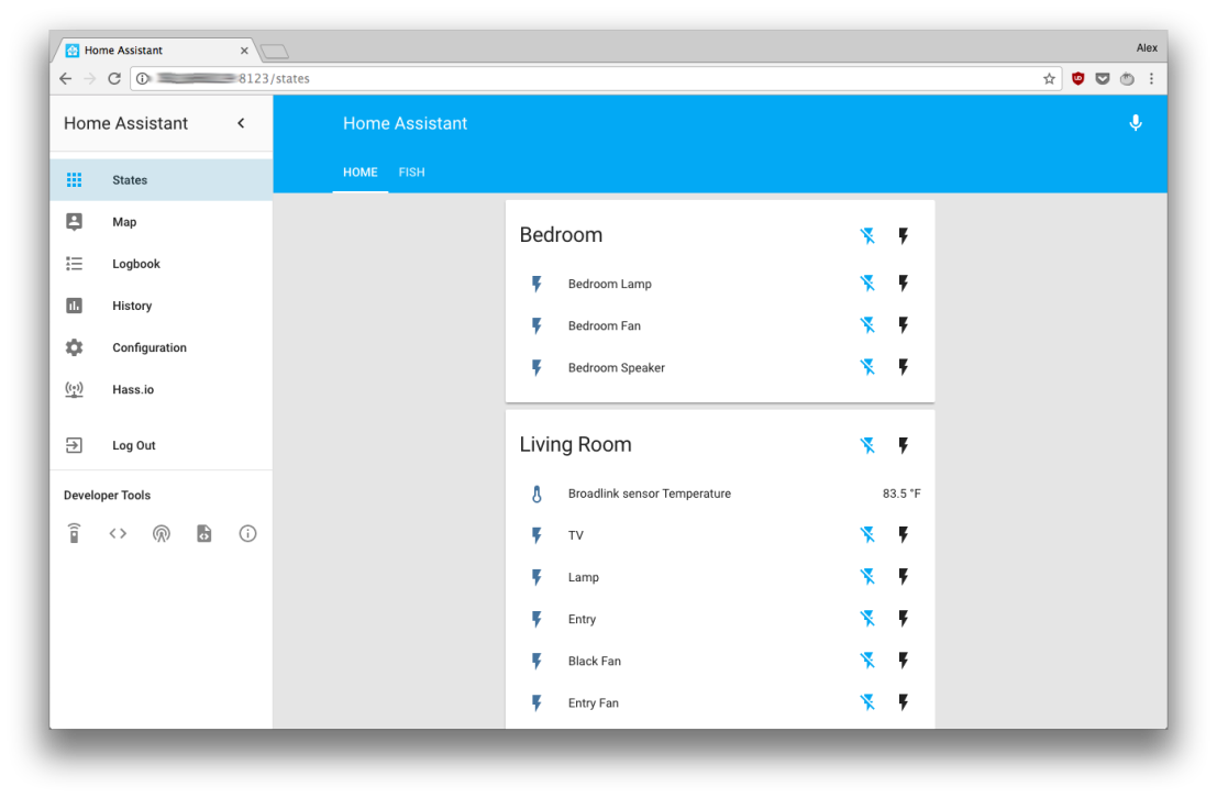 Organize and Customize HomeAssistant