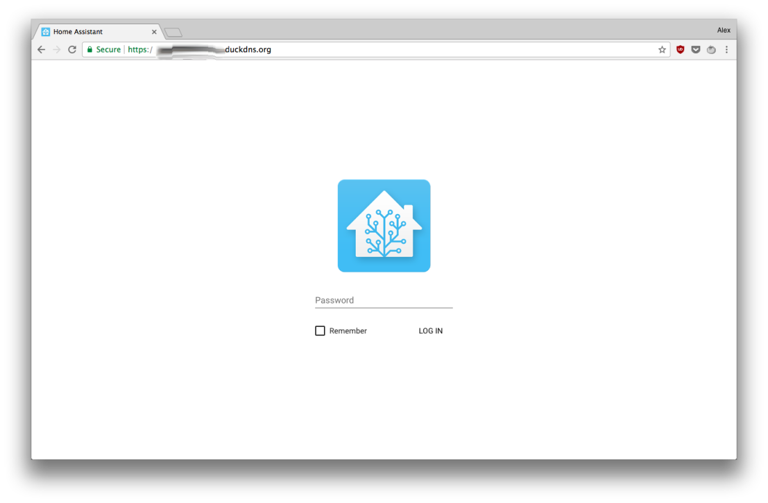 Encrypt Home Assistant With Let's Encrypt