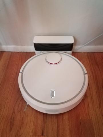 The Xiaomi Robot Vacuum, Home Assistant, and Alexa – Smart