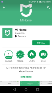 The Xiaomi Robot Vacuum and Alexa – Smart-Home Hobby